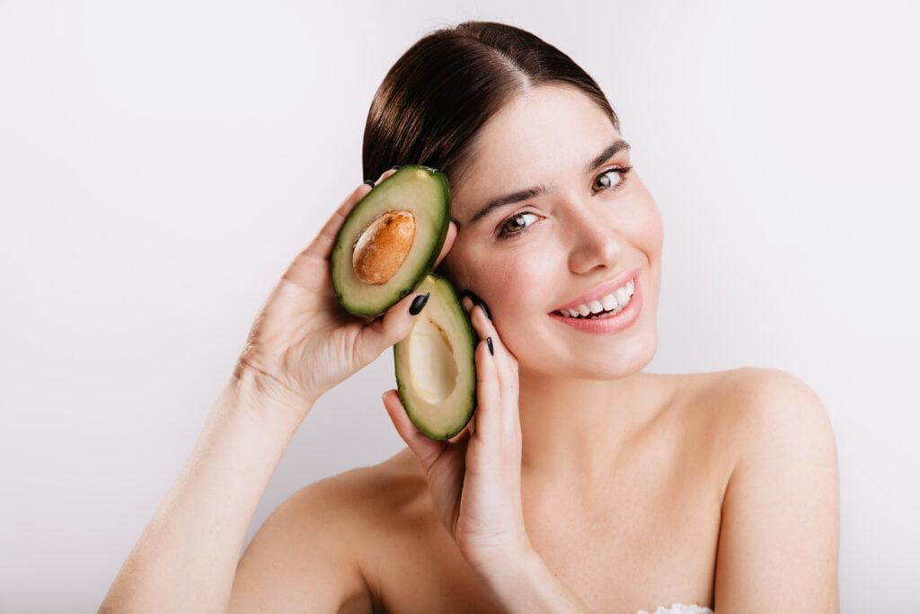 Nutrição Caseira - Anti Ressecamento com Abacate