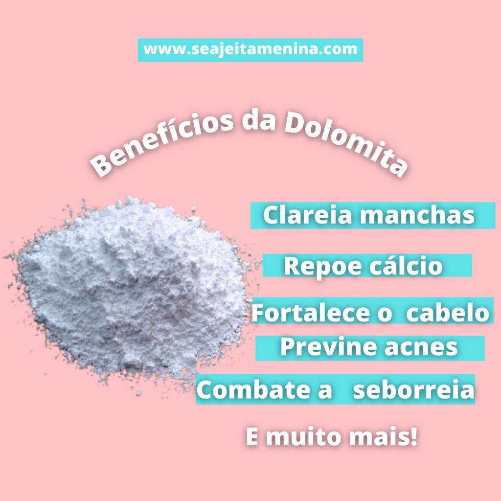 Dolomita: Mineral Poderoso para sua Pele, Cabelo e Saúde