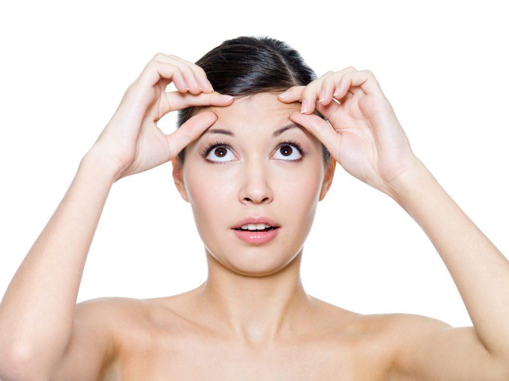 Massagem Facial - Contra rugas, linhas de expressão e estimular o Colágeno